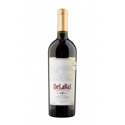 DeLaVal vin roșu sec -...