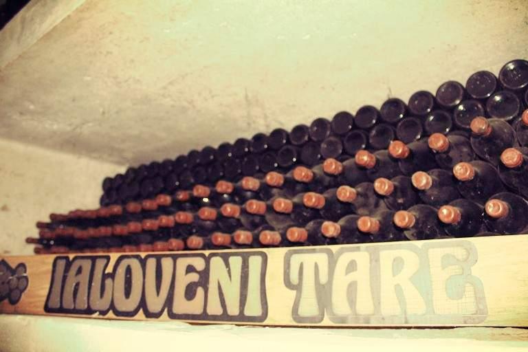 Povestea vinurilor peliculare Ialoveni