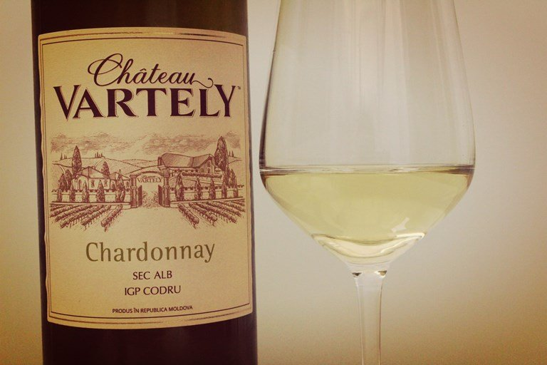 Chardonnay Chateau Vartely prospețime și arome