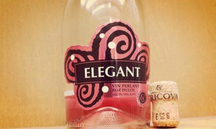 Spumant Cricova roz -vinul perlant pentru fete