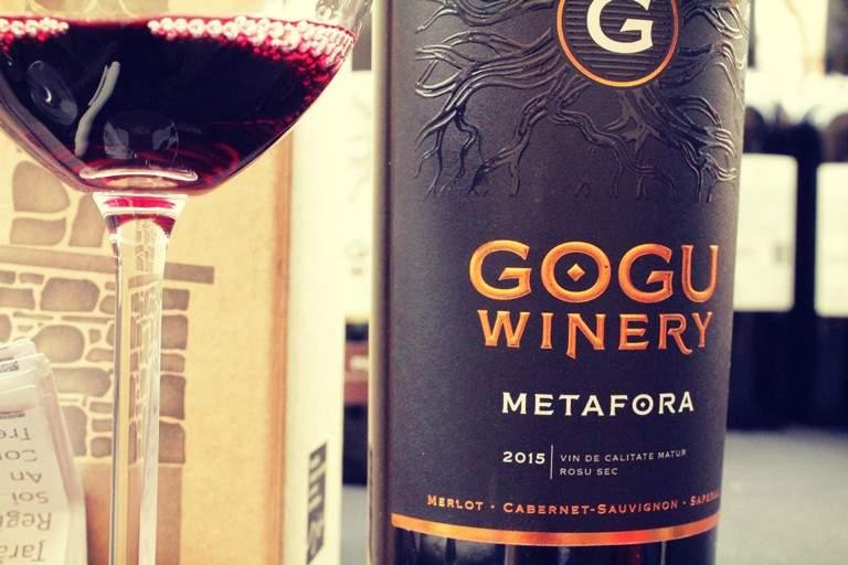 Metafora Gogu Winery – creație, gust și savoare