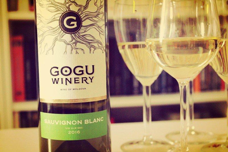 Parfumat! Must in sticla- Sauvignon Blanc de la Gogu