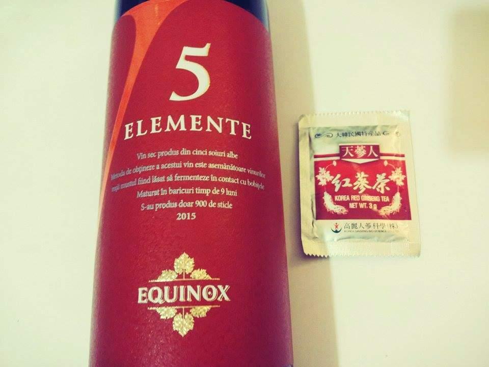 Equinox 5 Elemente