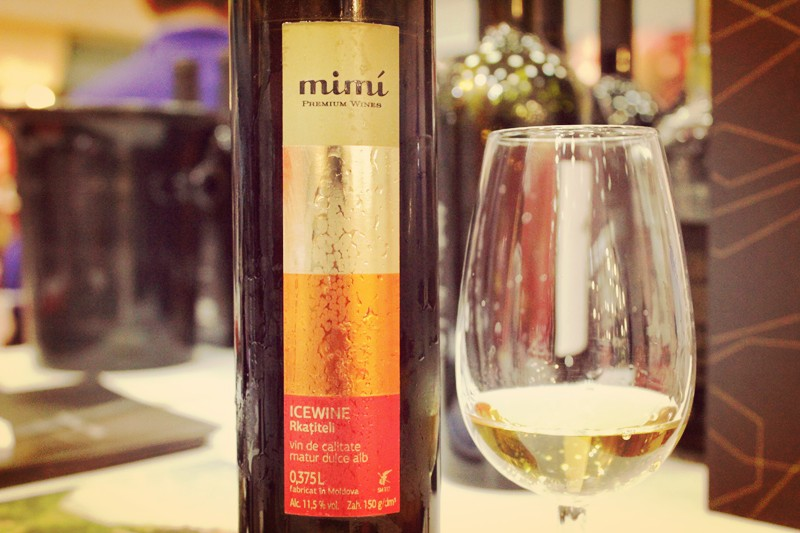 Castel Mimi Ice wine – Sweet and Tasty notes