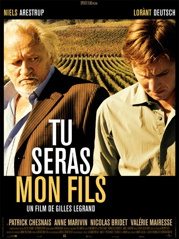 Film cu tematică vinuri: Tu seras mon fils