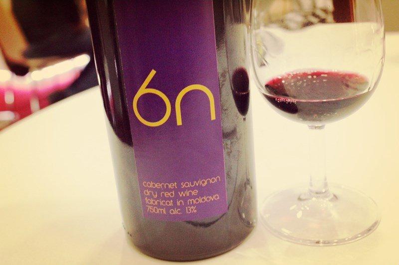 Vinuri 6 N în mov – Cabernet Sauvignon