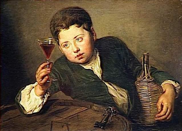 Vinul și arta
