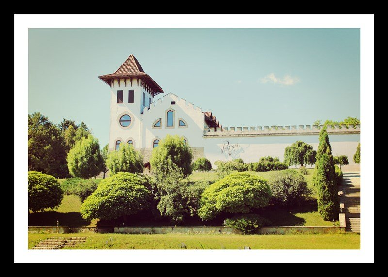 Vinarii: Oaza de liniste de la Chateau Purcari