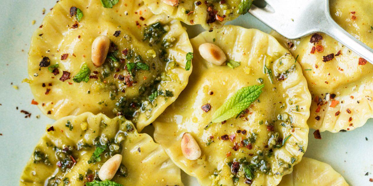 Asocieri culinare delicioase: Ravioli și vin