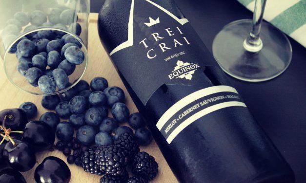Trei Crai Equinox – vinul regilor