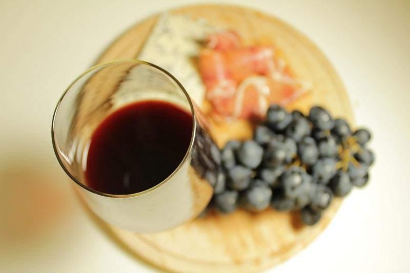 vin rosu sec bun