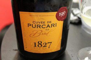 Cuvée de Purcari Alb Brut