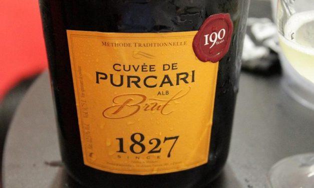 Elegant Cuvée de Purcari Alb Brut 2016