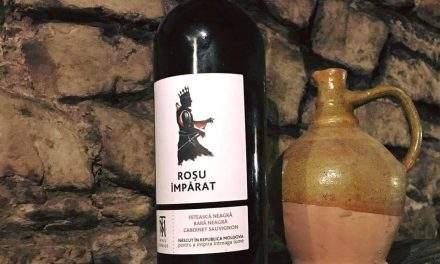 Vin Roșu Împărat Minis Terrios 2015. Supremația savoarei