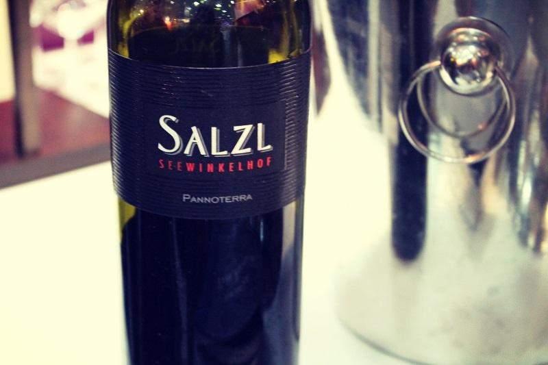 Pannoterra Salzl 2015 – caracterul unui cupaj roșu