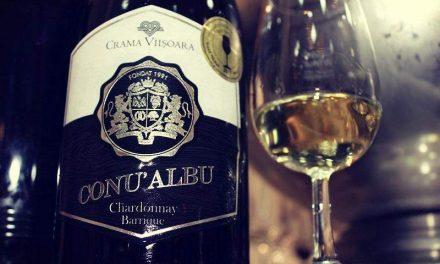 Conu' Albu Chardonnay Barrique 2016 Crama Viișoara