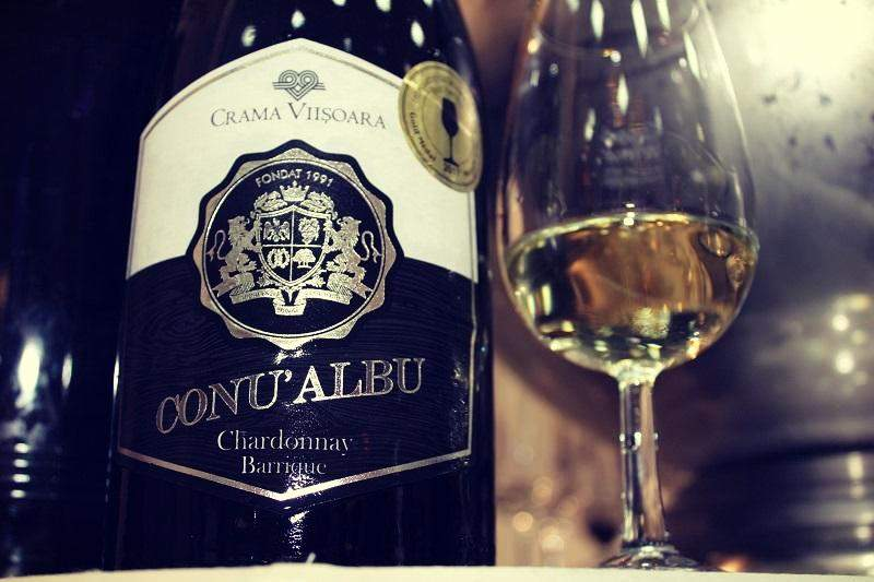 Conu' Albu Chardonnay