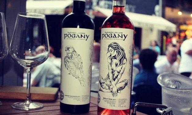 O seară cu vinuri Pogany sau Dealurile Păgâne Pogany