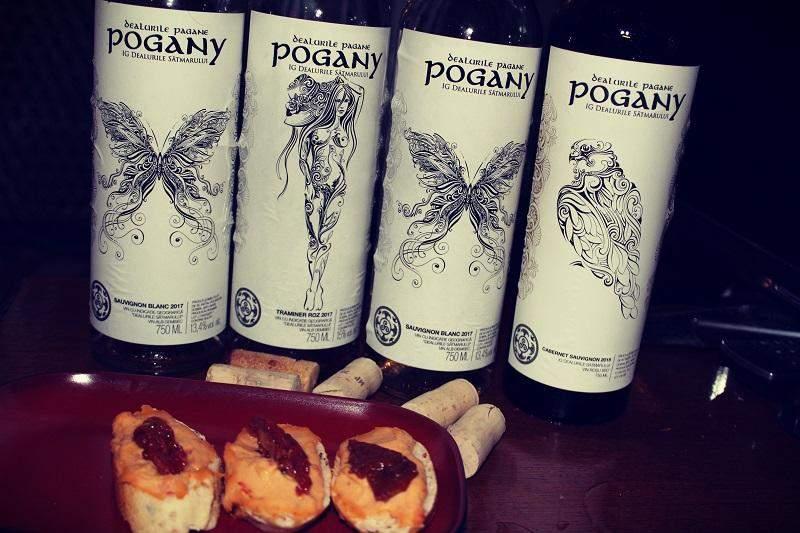 Dealurile Pogany vin
