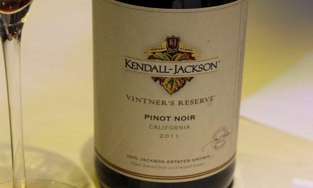 Kendall-Jackson Pinot Noir 2011 vinuri din California
