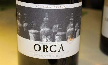 Orca Ventoux Marrenon 2016 vin de legendă