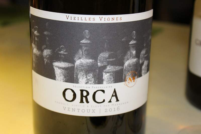 Orca Ventoux Marrenon