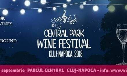 Wine festival la Cluj – Central Park Wine Festival 2018