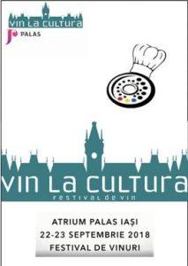 Festival Vin la Cultură Iași