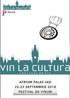 """Mergem la Festivalul """"Vin la Cultură"""", Iași"""