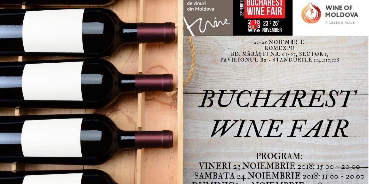 Micii producători din Moldova aduc vinuri bune la Goodwine 2018