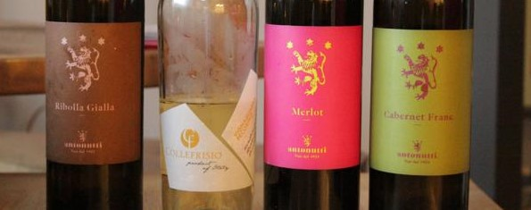 Seară de Mai cu vinuri din nordul Italiei 1