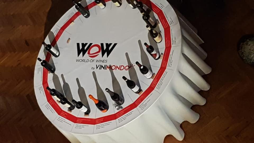 Multe vinuri la cea de-a 10 aniversare a WOW ViniMondo