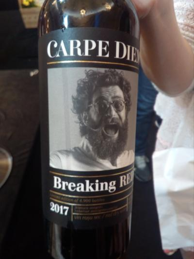 breaking-red-carpe diem