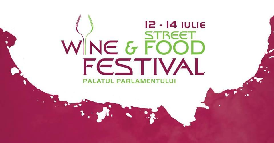 Wine and Street Food Festival – ediția de vară de la Parlament