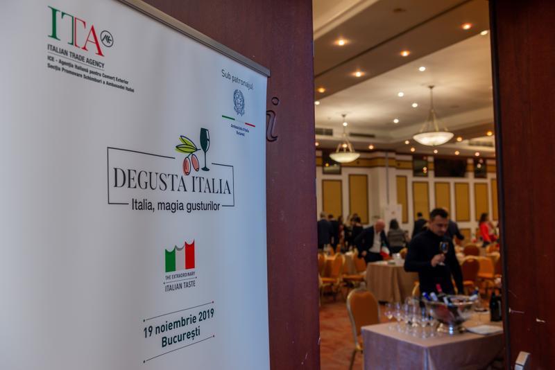"""""""Degusta Italia"""" cu produse delicioase la o nouă ediție"""