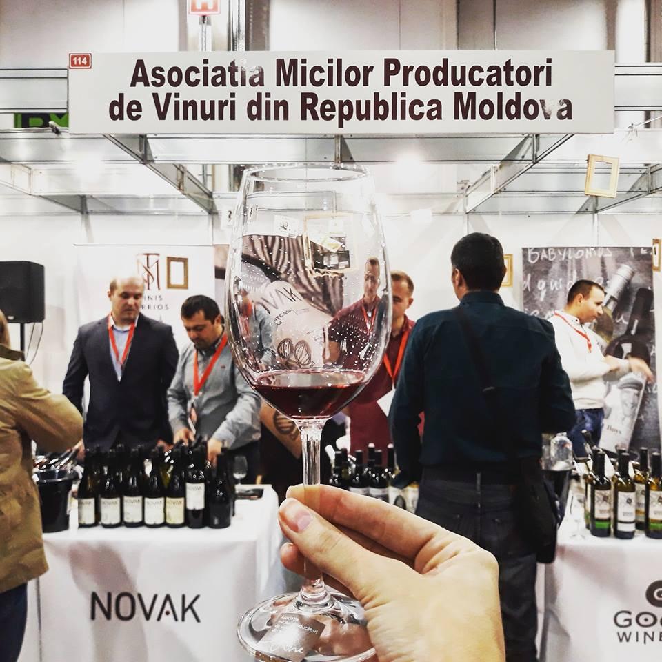 10 ani de vinuri bune de la Micii Producători din Moldova 1