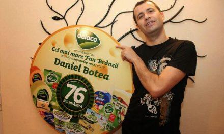 Interviu: Lecția de brânzeturi cu Daniel Botea. Brânză și vin