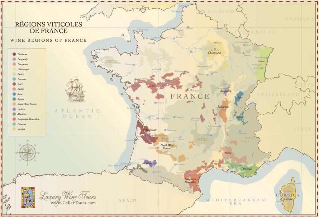 vinul francez