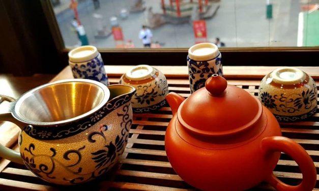 Cum trebuie să fie un ceai? Ceremonia ceaiului în Japonia