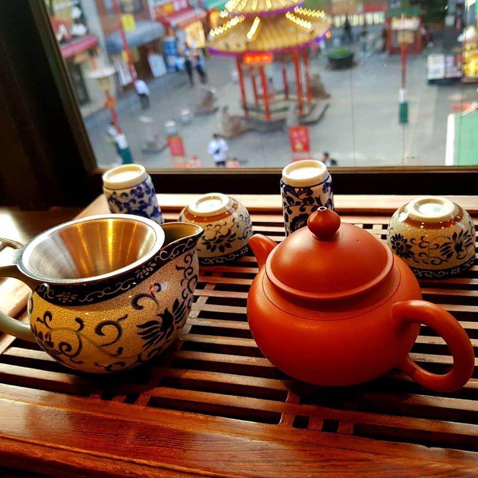 Cum trebuie să fie un ceai? Ceremonia ceaiului în Japonia 1