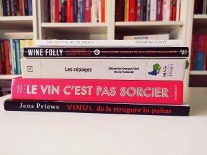5 carti despre vin