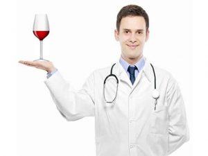 proprietatile curative ale vinului rosu